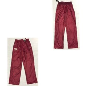 Nike FSU Florida Woven Sweatpants Large